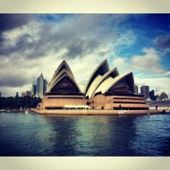 Opera House Instagramed